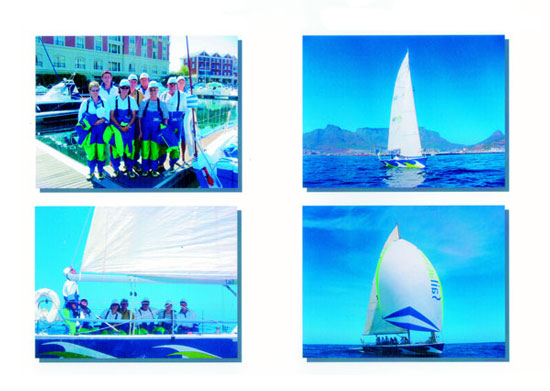 Sailing with Sail Active